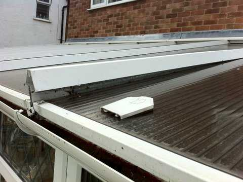 conservatory repairs & upgrades