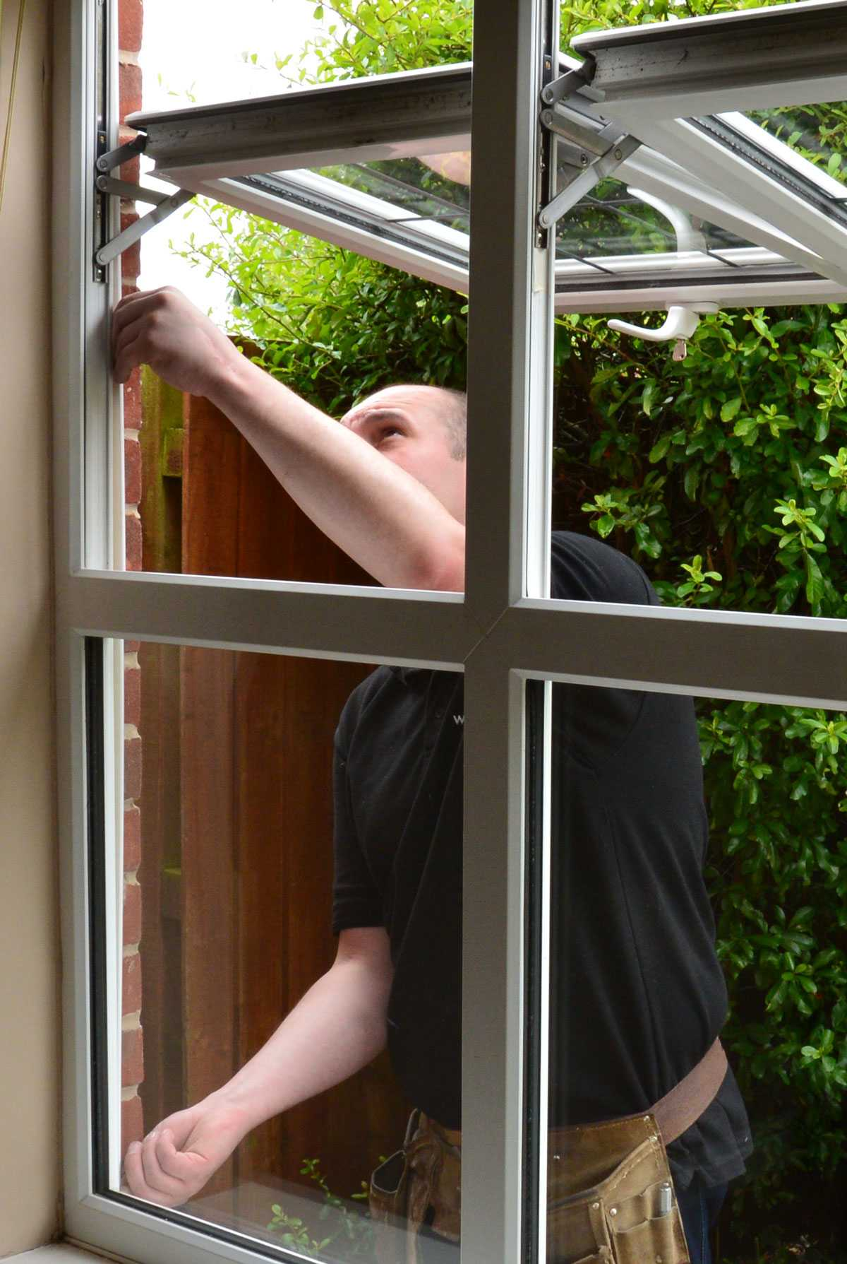Aluminium Window Repairs