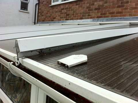 conservatory repair st helens