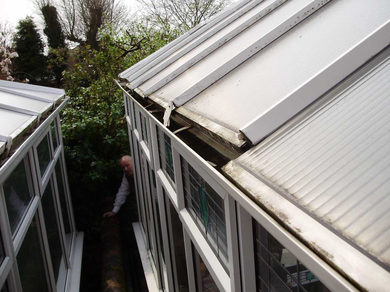 conservatory roof repair widnes