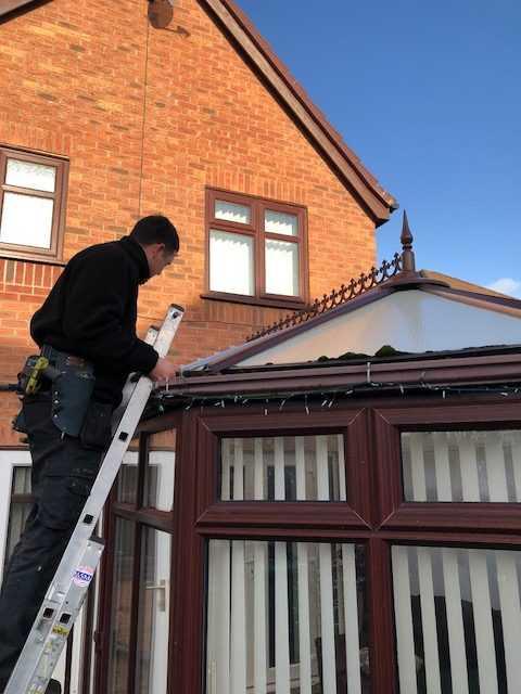 conservatory repair runcorn