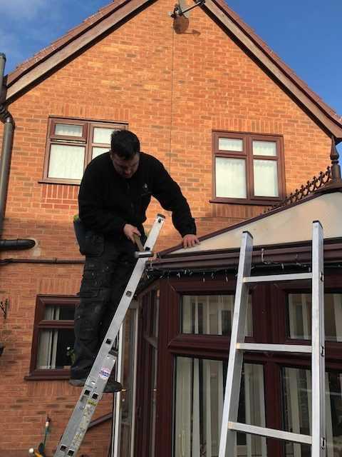 conservatory repairs widnes