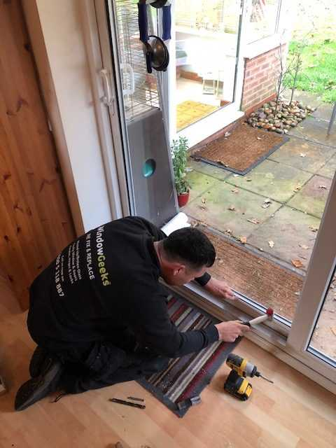 sliding door repairs runcorn